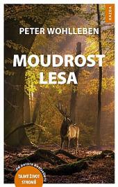 Moudrost lesa obálka knihy