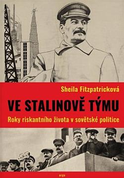 Ve Stalinově týmu obálka knihy