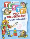 Testy pro předškoláky s hrami a obrázky