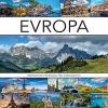 Evropa - Inspirativní průvodce pro cestovatele
