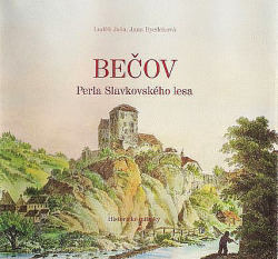 Bečov Perla Slavkovského lesa obálka knihy