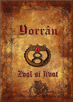 Yorrân 5: Zvol si život obálka knihy