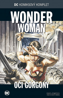 Wonder Woman: Oči Gorgony obálka knihy