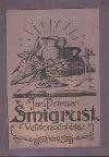 Šmigrust - velikonoční črta