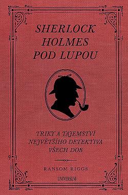 Sherlock Holmes pod lupou obálka knihy