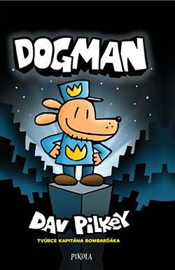 Dogman obálka knihy
