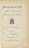 Odcizený dopis / Zlatý chrobák / Von Kempelen a jeho objev / Mystifikace