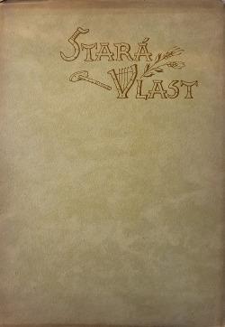 Stará vlast obálka knihy