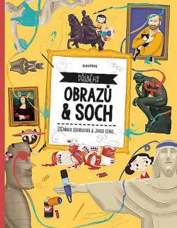 Příběhy obrazů a soch obálka knihy