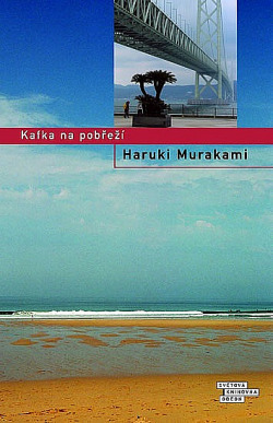 Kafka na pobřeží obálka knihy