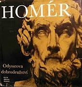 Odysseova dobrodružství obálka knihy