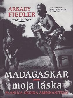 Madagaskar – moja láska obálka knihy