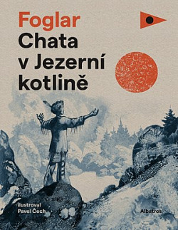 Chata v Jezerní kotlině obálka knihy
