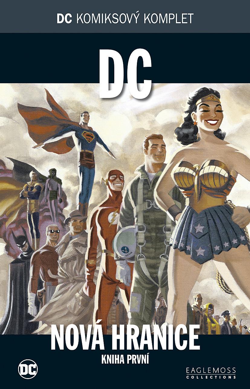 f2b3e1dea35 DC komiksový komplet  DC  Nová hranice  Kniha první - Darwyn Cooke ...