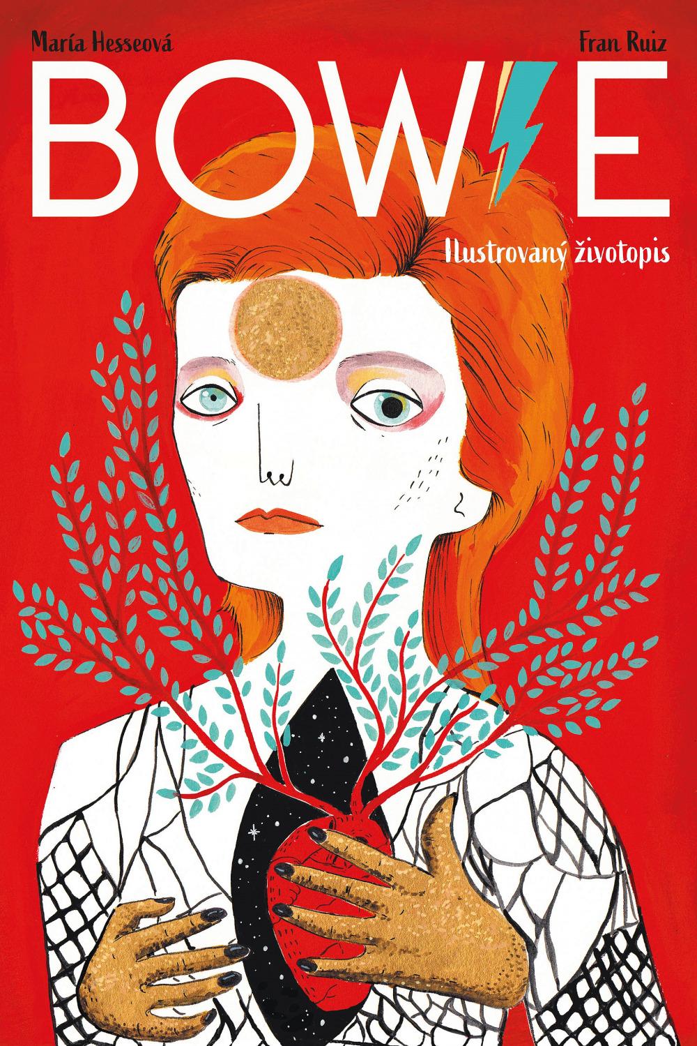 Bowie: Ilustrovaný životopis Fran Ruiz   Databáze knih