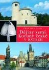 Dějiny zemí Koruny české v datech obálka knihy