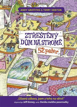 52 pater obálka knihy