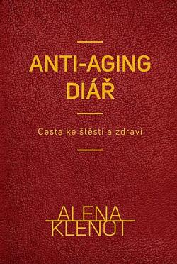 Anti-aging diář obálka knihy