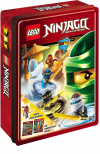 Lego Ninjago. Dárková krabička