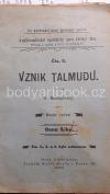 Vznik Talmudu