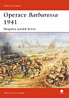 Operace Barbarossa 1941 - Skupina armád Sever