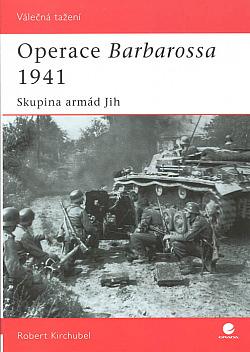 Operace Barbarossa 1941 - Skupina armád Jih obálka knihy