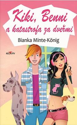 Kiki, Benni a katastrofa za dveřmi obálka knihy