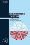 Za textem: Antologie polské sociologie literatury