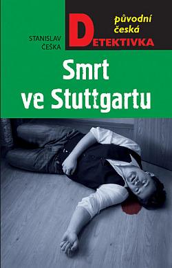 Smrt ve Stuttgartu obálka knihy