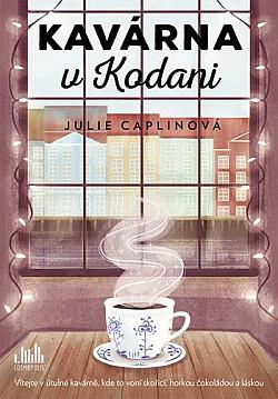 Kavárna v Kodani obálka knihy
