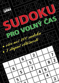 Sudoku pro volný čas obálka knihy