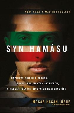 Syn Hamásu obálka knihy