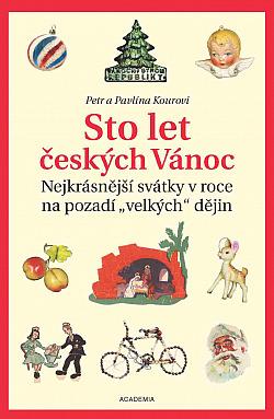 Sto let českých Vánoc obálka knihy