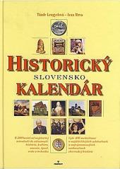 Historický kalendár obálka knihy