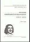Historie Fermatových kvocientů