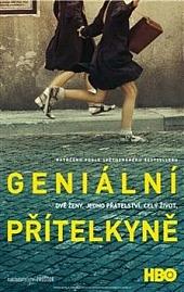 Geniální přítelkyně - Komplet obálka knihy