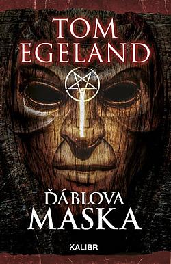 Ďáblova maska obálka knihy