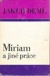 Miriam a jiné práce