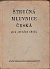 Stručná mluvnice česká pro střední školu