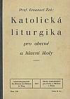 Katolická liturgika pro obecné a hlavní školy