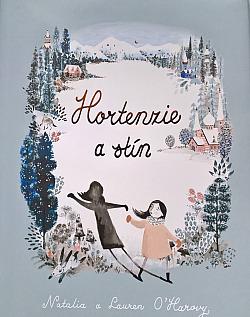 Hortenzie a stín