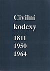 Civilní kodex 1811 - 1950 - 1964