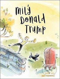 Milý Donald Trump obálka knihy