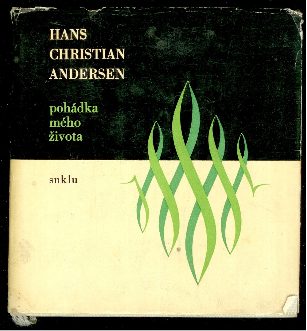 Pohadka Meho Zivota Hans Christian Andersen Databaze Knih