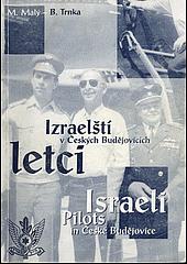 Izraelští letci v Českých Budějovicích obálka knihy