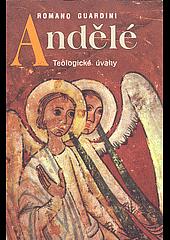Andělé. Teologické úvahy obálka knihy