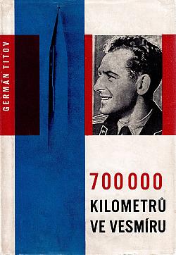 700000 kilometrů ve vesmíru obálka knihy