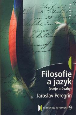 Filosofie a jazyk obálka knihy