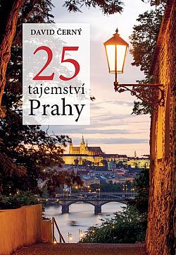 25 tajemství Prahy obálka knihy
