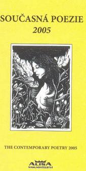 Současná poezie 2005 obálka knihy
